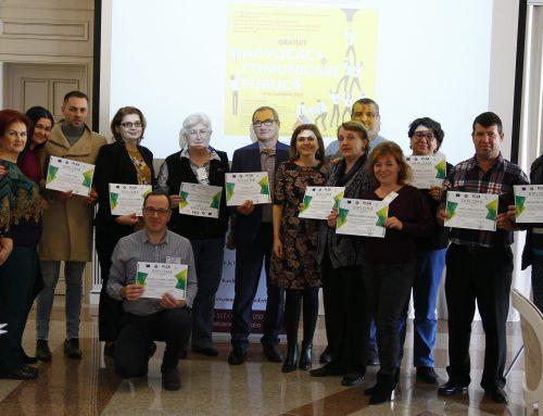 PRO-PACT o organizat a doua acțiune de instruire a ONG-urilor și partenerilor sociali: trainingul TEHNICI DE ADVOCACY ȘI COMUNICARE PUBLICĂ